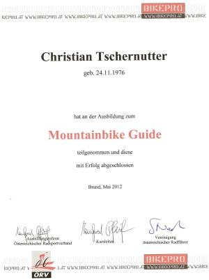 Mountainbike-Guide